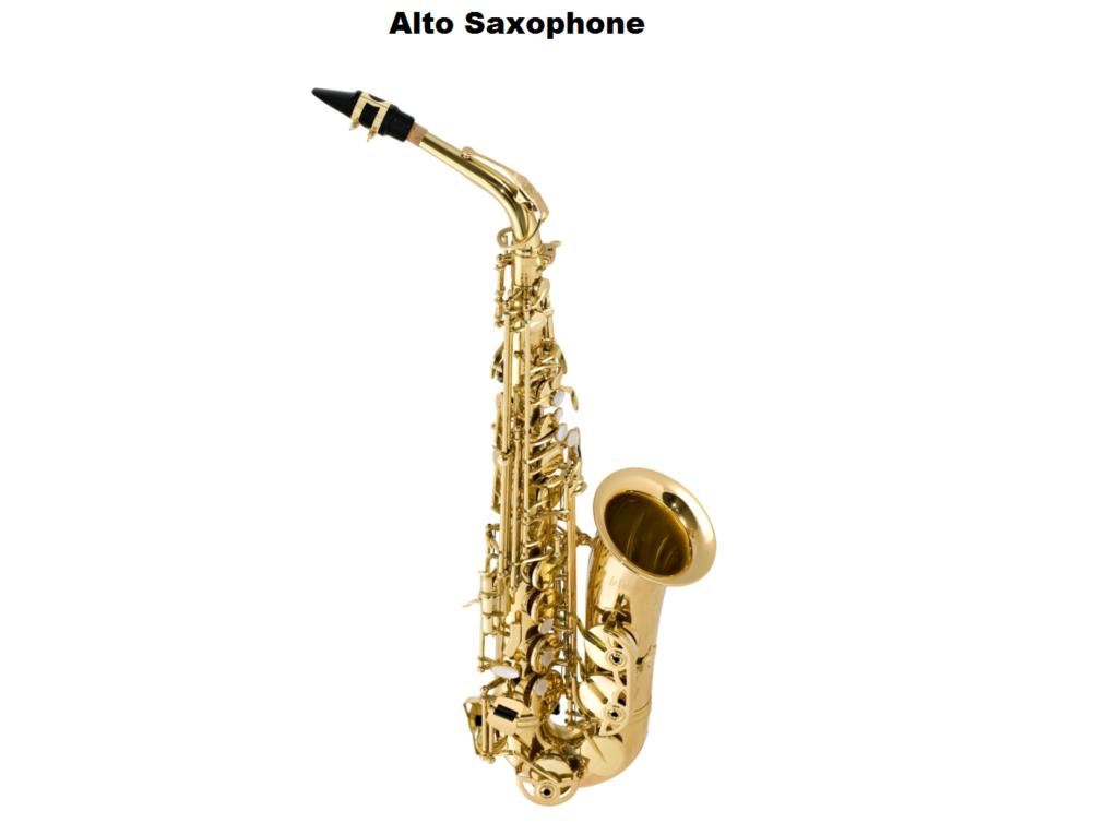 alto saxophone, saxophone