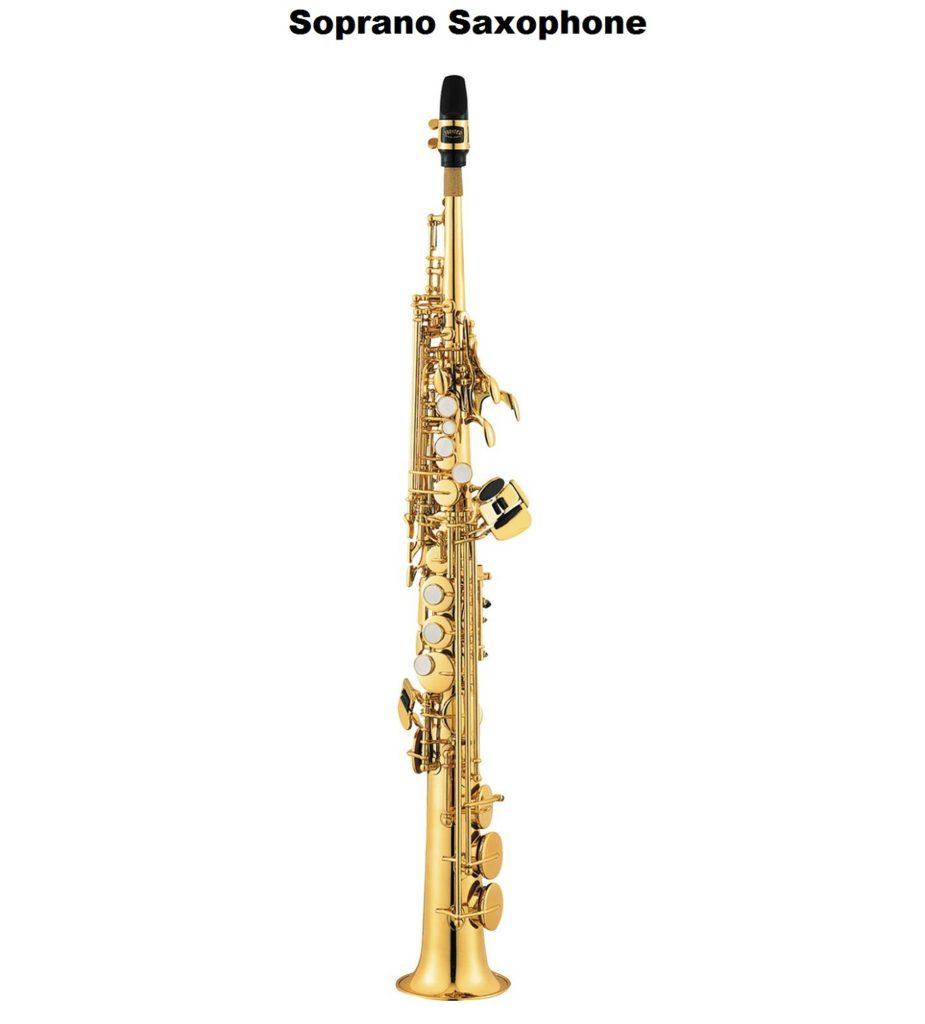 soprano saxophone, saxophone, soprano